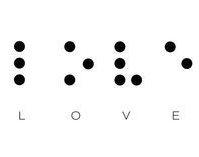 I Love Brl (Braille)
